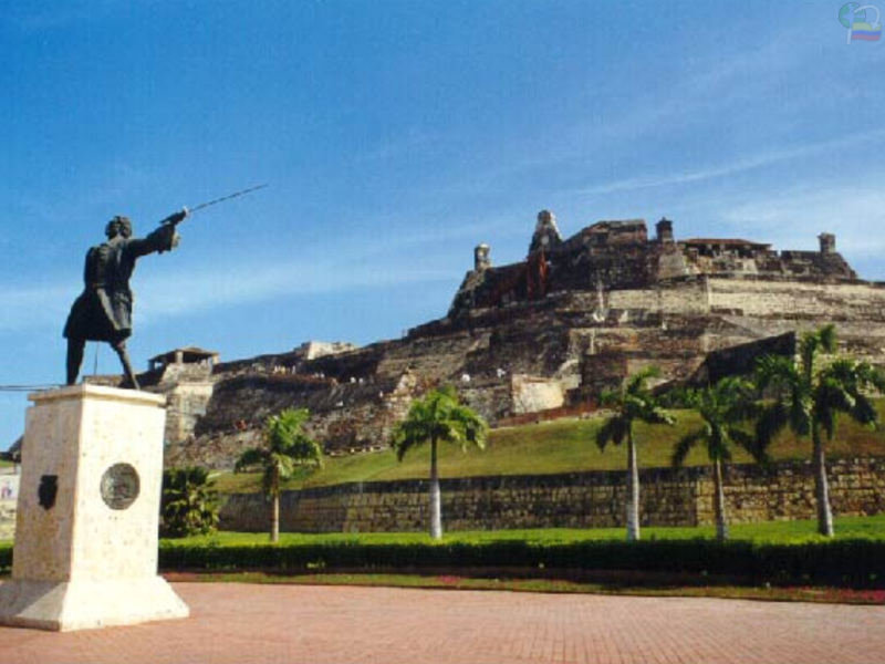 Fortaleza de San Felipe de Barajas!!